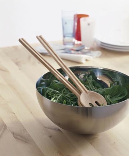 IKEA Pişirme Zamanı: Güzel bir yemek, salatasız olmaz!