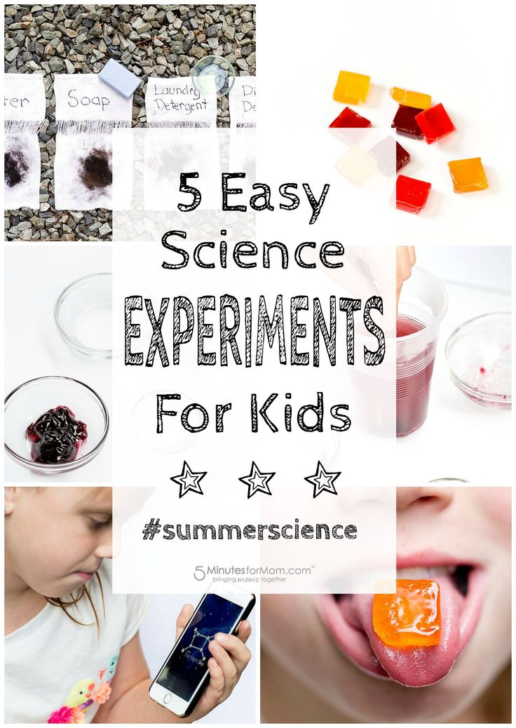 How to Keep Your Kids Excited About Science with these Kids Science Experiments and Helpful Tips