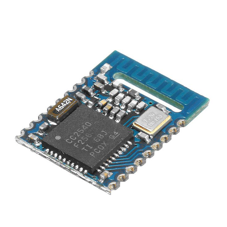 [US$4.58] CC2540 BLE4.0 Bluetooth Serial Communication Module Slave Transmission Mode  #ble40 #bluetooth #cc2540 #communication #mode #module #serial #slave #transmission