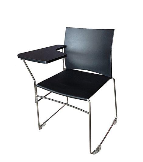 HIP UP Silla de diseño versátil para múltiples usos (Ares Line-Italia). Una estructura de acero cromado, ligera y pura, se ofrece como soporte del asiento y del respaldo sin predominar formalmente. El asiento y respaldo en polipropileno reforzado en varios colores parecen flotar en el espacio prestándose a múltiples usos y funciones. Sólidas y ergonómicas, mucho más allá de las apariencias, estas sillas son ideales para ambientes juveniles e informales,