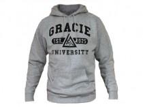 New on the UK website - Gracie Jiu Jitsu University Hoodie. A must for BJJ enthusiasts!