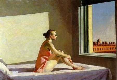 Эдвард Хоппер – поэт пустых пространств. Изображение № 7.