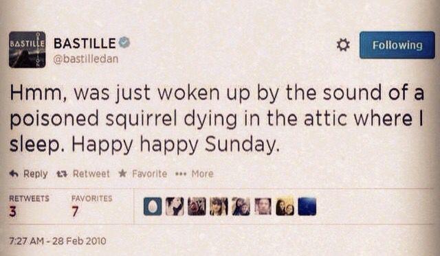 bastille band twitter