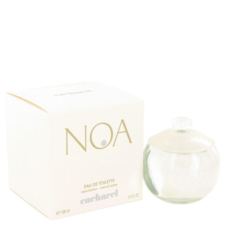Noa Perfume By Cacharel EDT Spray 3.4 Oz (100 Ml) For Women