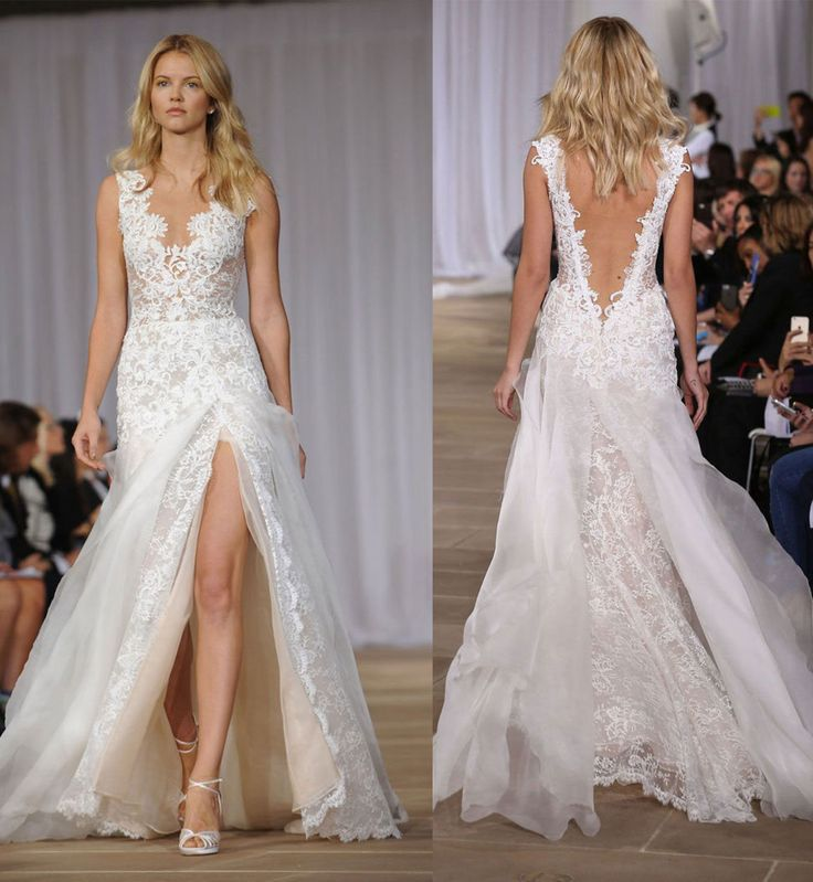 Robe de mariée Haute Couture Ines Di Santo