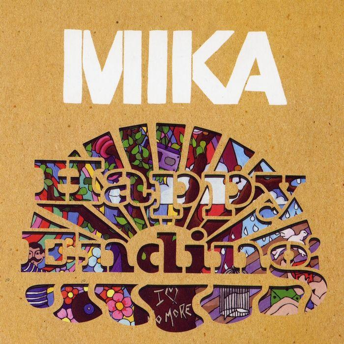 Mika - Happy Ending single cover   MIKA his doodles, album art ...