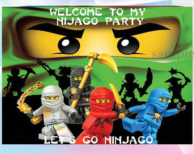 pin on ninjago party