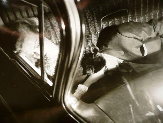 Car Etiquette Front Seat