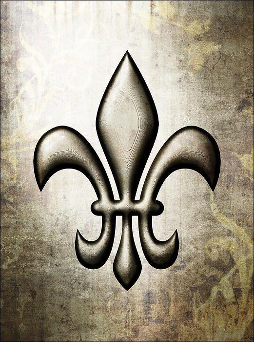 78 images about fleur de lys on pinterest picture tattoos lilies flowers and symbols tattoos - Fleur de lys symbole ...