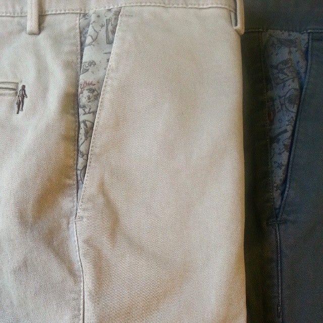 Pantalone MAISON CLOCHARD