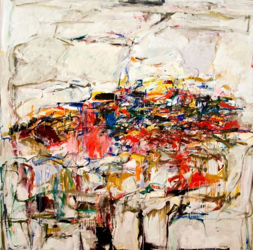 Joan Mitchell City Landscape  1955