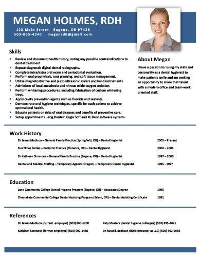 90 best Dental assistant ♡ images on Pinterest Dental care - resume for dental assistant
