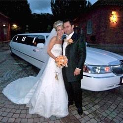 Limousine till festen / Royal Limousine / wedding transportation limousine
