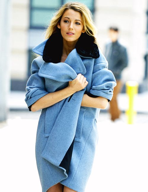 Blake... she is incredible, but let's talk about this coat!!!!!!!!!!!!!!!!!!!