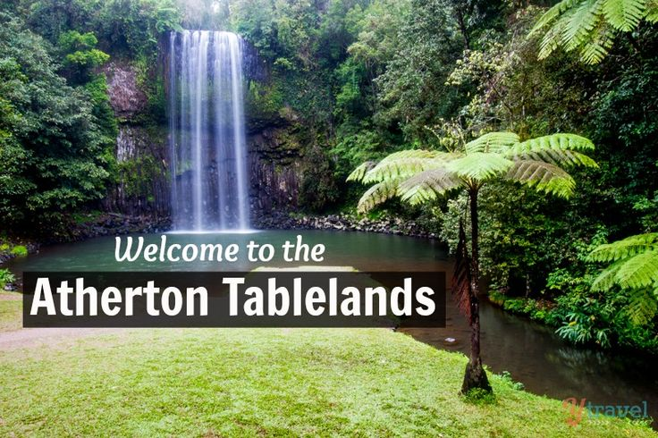 Exploring the Atherton Tablelands