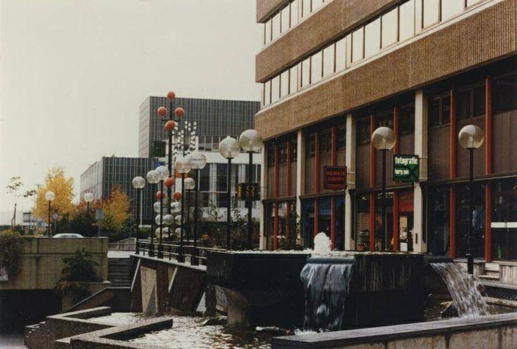 Promenade jaren tachtig
