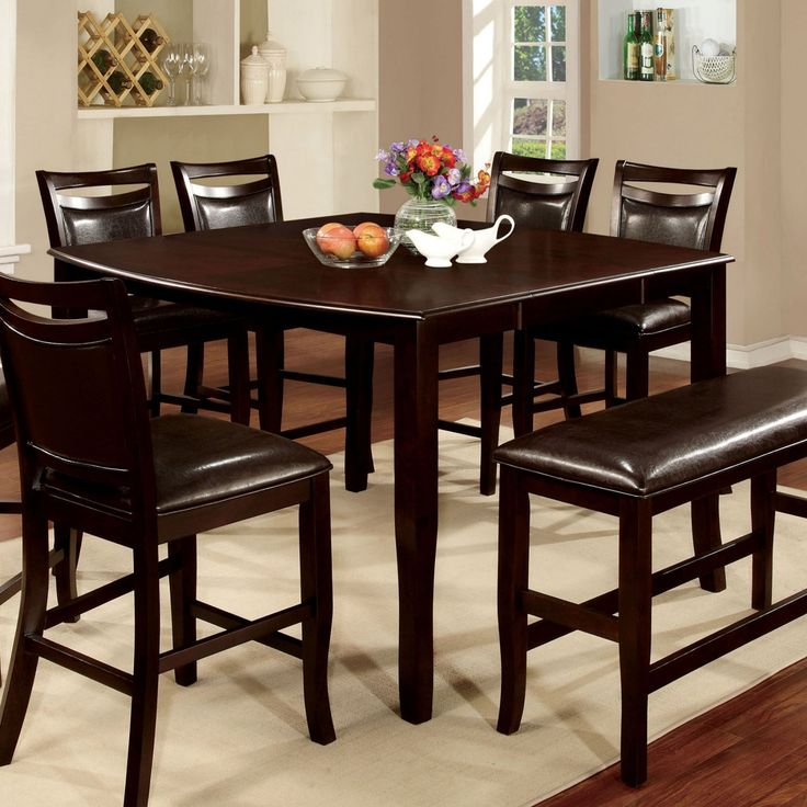 36 Square Dinette Pub Counter Height Kitchen Table No: Best 20+ Counter Height Dining Table Ideas On Pinterest