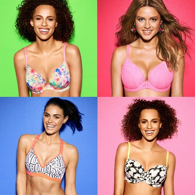 Check out our new full busted styles in fun colours, prints and fabrics!