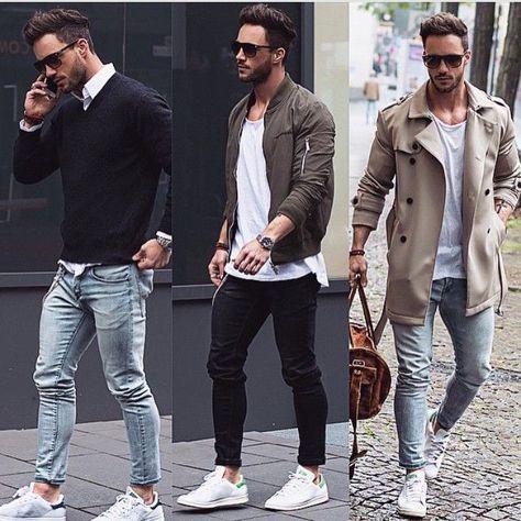 Estilo de vestir hombre