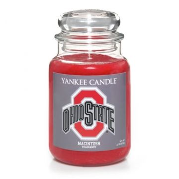 Ohio State University (MacIntosh) : 110 To 150 Hours Of Fragrance : Yankee Candle