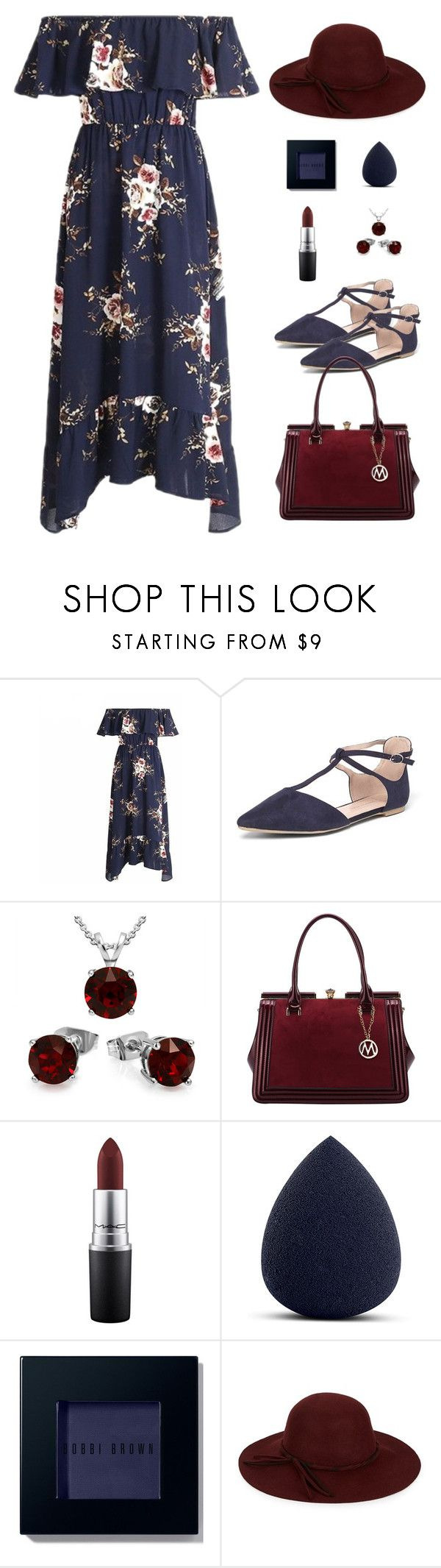 """Under $100: Summer Dresses"" by alara-cary on Polyvore featuring Dorothy Perkins, MKF Collection, MAC Cosmetics, Bobbi Brown Cosmetics, COLLECTION 18 and under100"