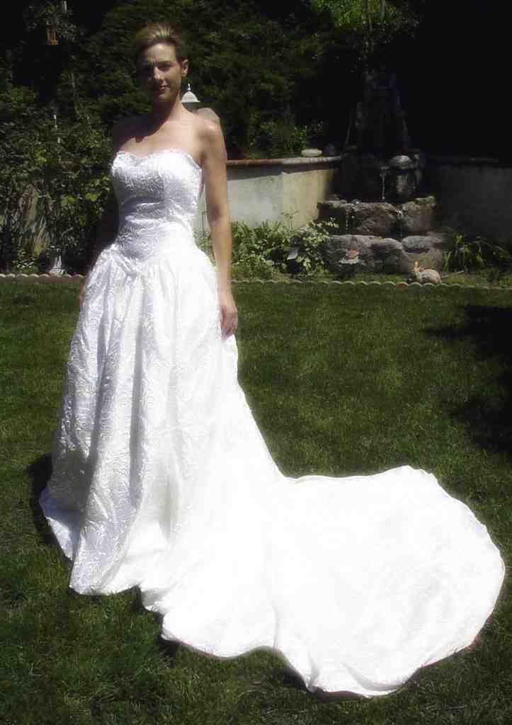 Used Wedding Dresses Dc