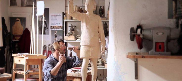 WILLY VERGINER Знакомимся с пятью мастерами со всего мира, которые получили в наследство античную традицию и по-своему ее продолжают. И хотя современная скульптура стоит на фундаменте Античности, но мастера XXI века работают не только с классическим мрамором. А если берутся за мрамор, то создают не только бюсты и фигуры.