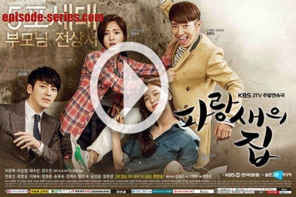 الحلقة الاخيرة من مسلسل منزل الطائر الأزرق كاملة House Of Bluebird Bluebird House Korean Drama Movies