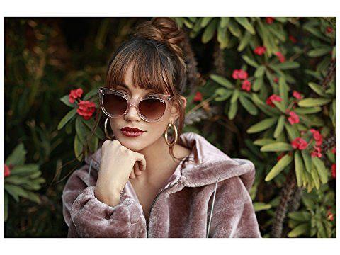 4d1830d32b2 Quay Australia - Steal A Kiss Sunglasses - Pink And Brown ...
