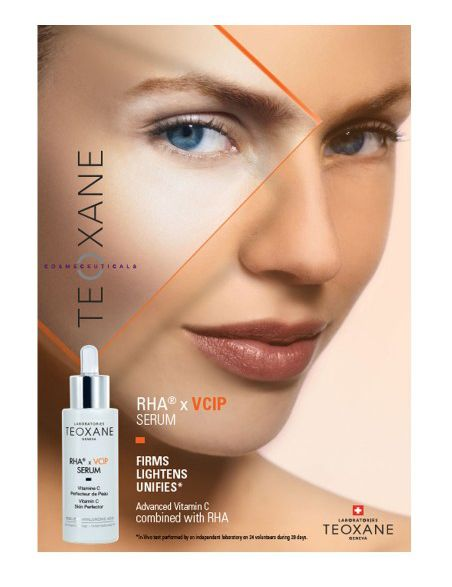 NEW – TEOXANE RHA x VCIP Serum