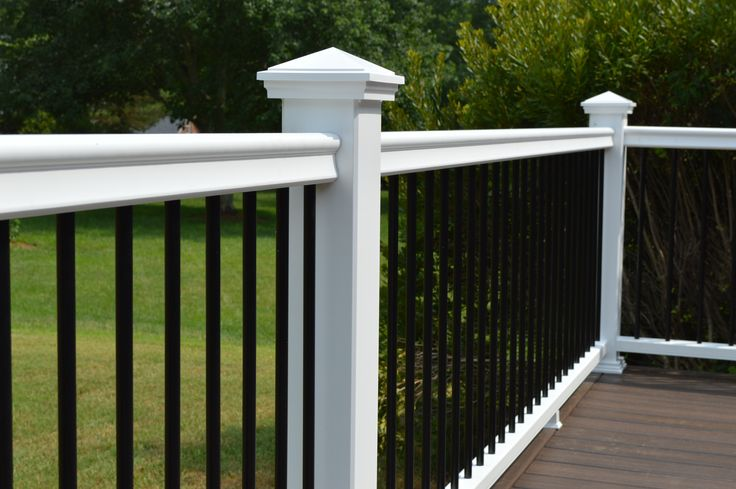Fiberon Symmetry Railing Gives You So Many Options To