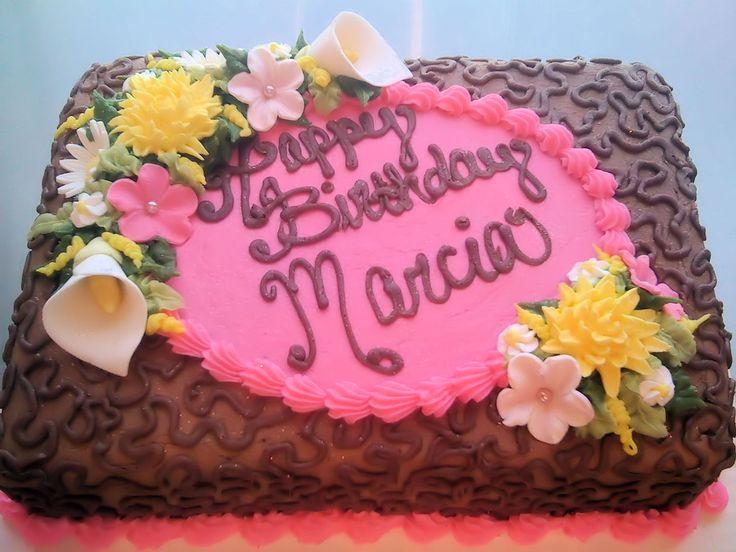 elegant but simple birthday cakes  Elegant birthday cake — Birthday ...