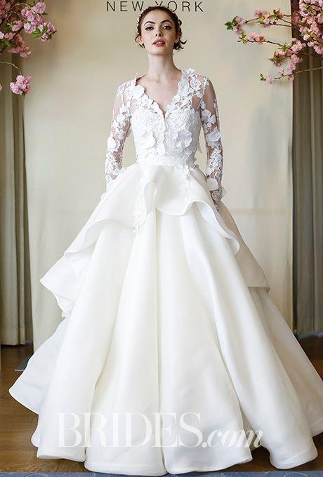 Brides: Sareh Nouri Wedding Dresses - Spring 2017 - Bridal Fashion Week