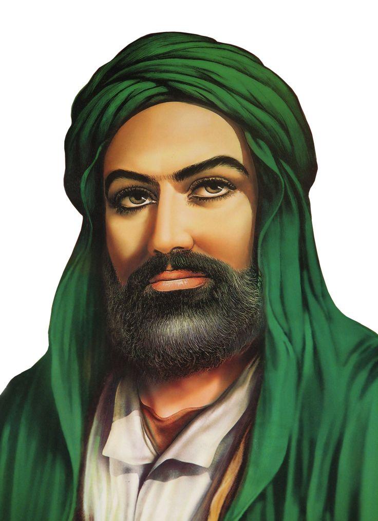 Picture imam Hussain