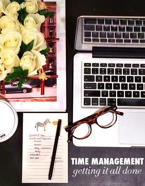 Time Management, How I Get It All Done - College Prep