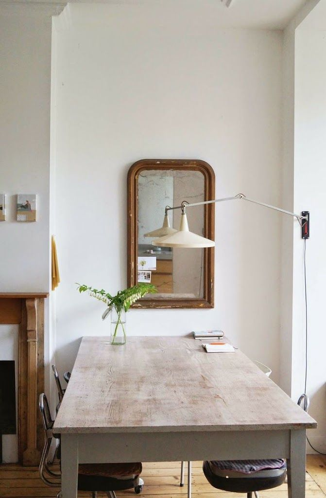 dining room, home, interior, simple, vintage