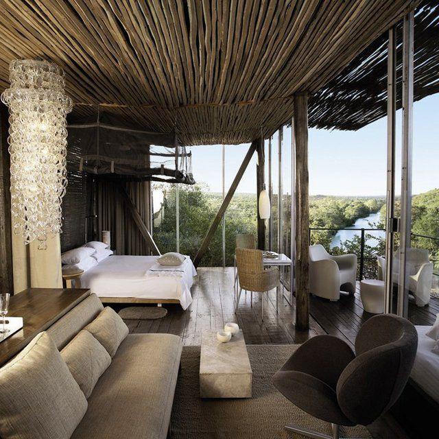 Singita Sweni Lodge @ South Africa
