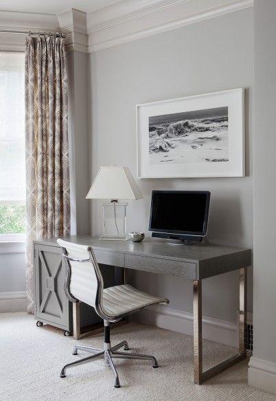 Exceptional Desk Leg   Palmer Weiss U2013 Furniture Design