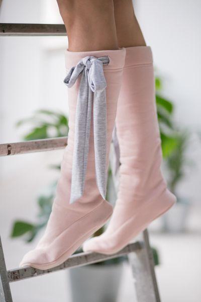 BALERISKI powder pink
