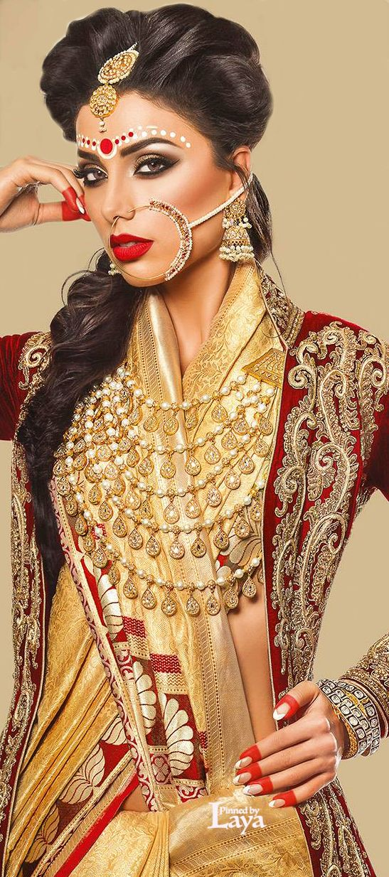 ❋Indian Bride❋Khush Magazine.