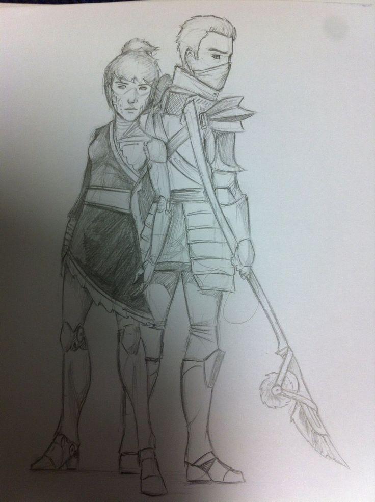 Zane and PIXAL by joshuad17.deviantart.com on @deviantART