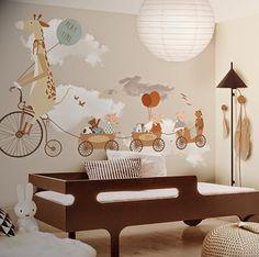 little hands: Little Hands Wallpaper Mural - Play time