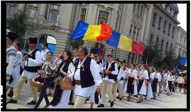 """""""Batalioanele române"""" au trecut Carpații Poporul român este viu în Neamul cel Veșnic lăsat de Dumnezeu pe acest Pământ. Ne-au luat pământuri și aur. Crucea și Steagul au rămas în mâinile noastre. În 10 iunie la București nu a fost o șezătoare, ci o mărtursire românească. Șezătoarea a fost parte din ea. Nu am fost…"""