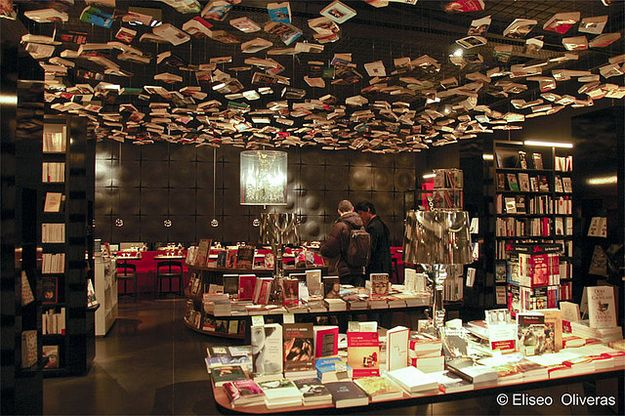 Cook & Book in Brussels, Belgium | 16 Bookstores You Have To See Before You Die