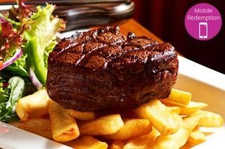 Steakhouse Lunch with a Drink for One ($8), Two ($15) or Four ($25) at Outback Jack's Bar & Grill (Up to $66 Value)