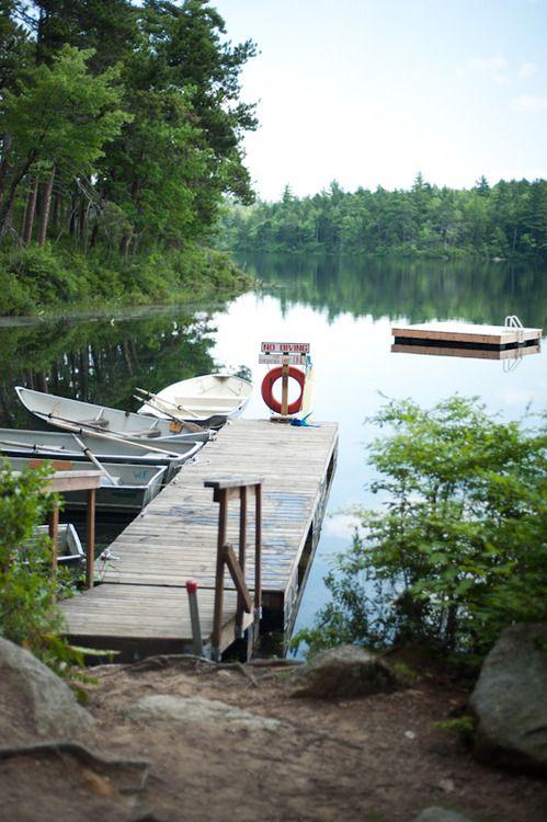 Lake ~ Cabin