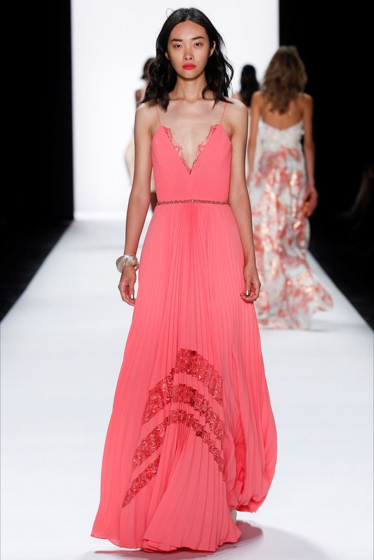 Sfilata Badgley Mischka New York - Collezioni Primavera Estate 2016 - Vogue