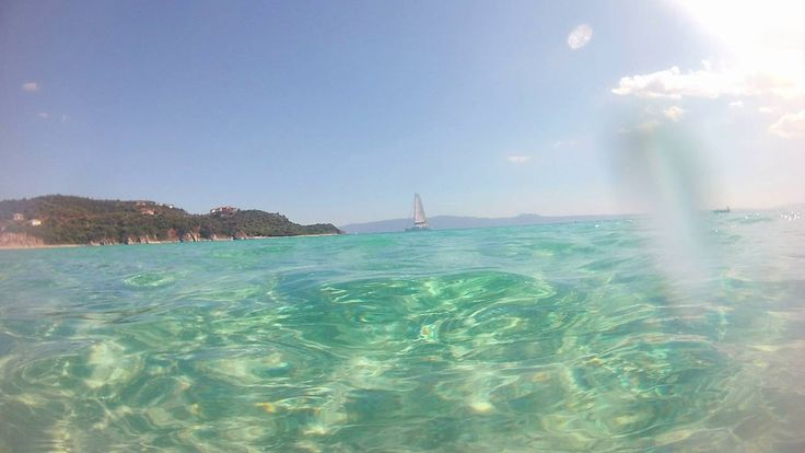 @Greece@Halkidiki@Ammouliani@Alykes Under Water 1st by Helianthus & Stratos