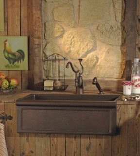 Herbeau Farmhouse Kitchen Sinks