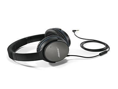 Bose QuietComfort 25 hodetelefon fra Mpx. Om denne nettbutikken: http://nettbutikknytt.no/mpx/